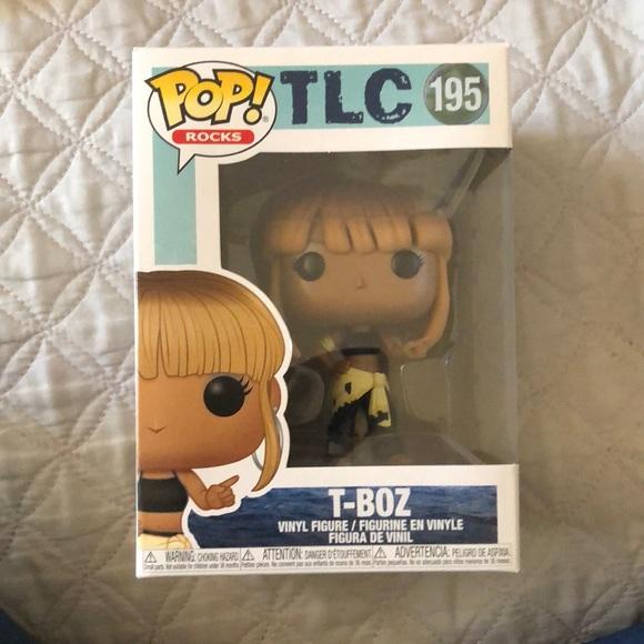 TLC T-BOZ Funko Pop
